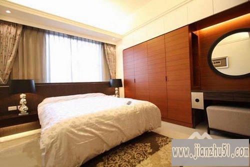 卧室衣柜装修效果图大全2013图片,欧式风格卧室衣柜设计图